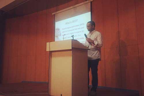 نگاهی به کنفرانس سئو شهریور ۹۴ با حضور رفیق فیلیپس