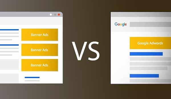 مقایسه تبلیغات بنری و گوگل ادوردز: آیا واقعا تبلیغات ادوردز بهتر است؟