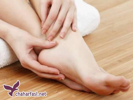 درمان خانگی سندرم پای بیقرار